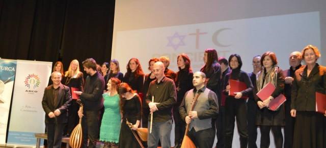 Concierto de Tres Culturas 2014