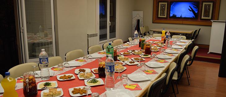 1ª Cena de la Fiesta del Cordero