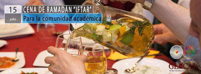 """Cena de Ramadán """"Iftar"""" para la comunidad académica"""