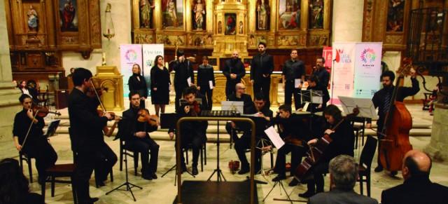 Finaliza Concierto de Tres Culturas en Getafe