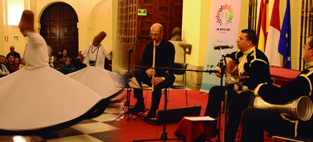 Música y danza en la tradición musulmana en Toledo