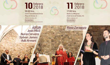 Concierto de Tres Culturas 2018