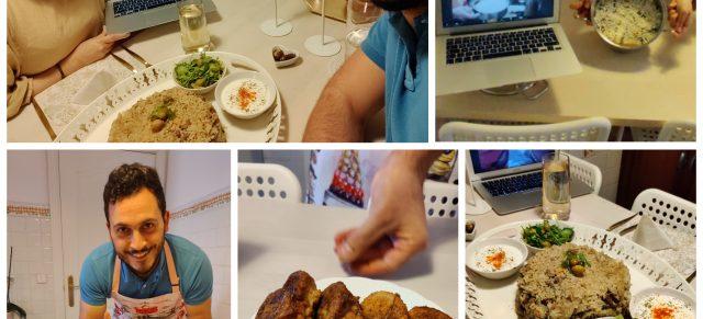 Un Iftar virtual en un Ramadán diferente
