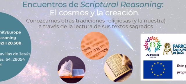 Encuentros de Scriptural Reasoning: El Cosmos y la Creación