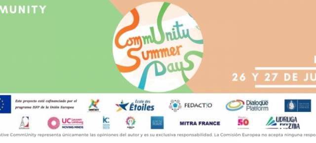 "Festival ""CommUnity Summer Days"" En Bruselas"